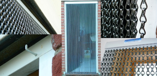 Chain-flyscreen-door
