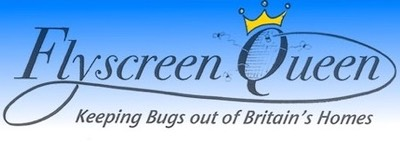 fly screen logo