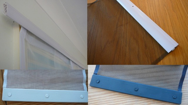 Flyscreen Panel Top Rod