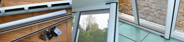Flyscreen roller door details for Roller fly screens for patio doors