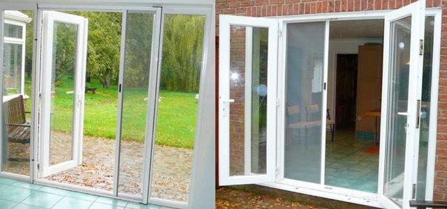 Flyscreen roller door 150 x 240 flyscreen queen for Roller fly screens for patio doors