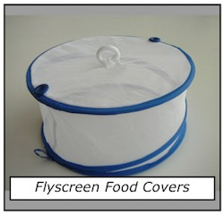 flyscreen food cover