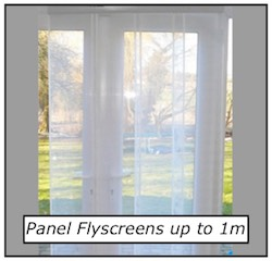 Flyscreen Panel 1M